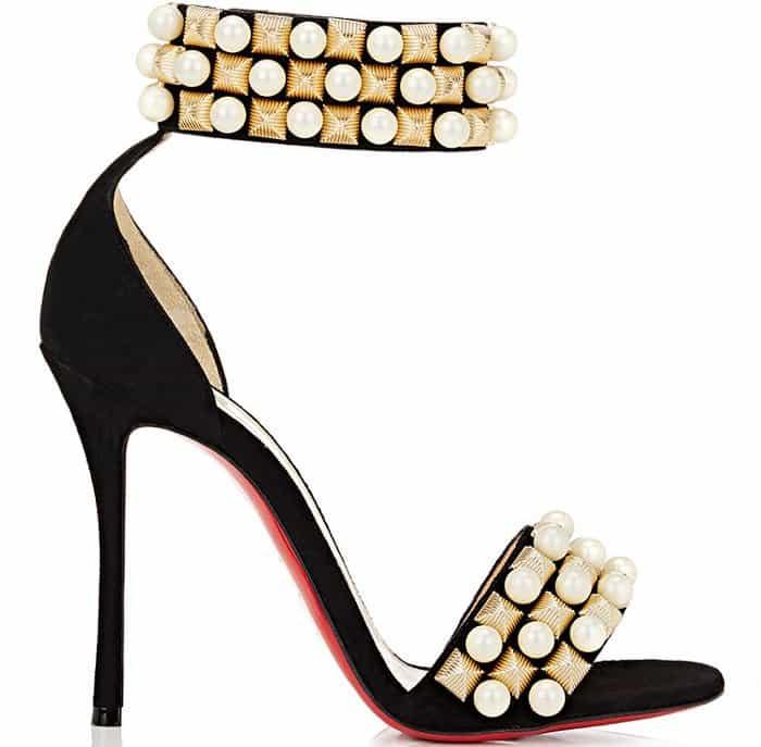 Christian Louboutin 'Tudor Bal' Sandals