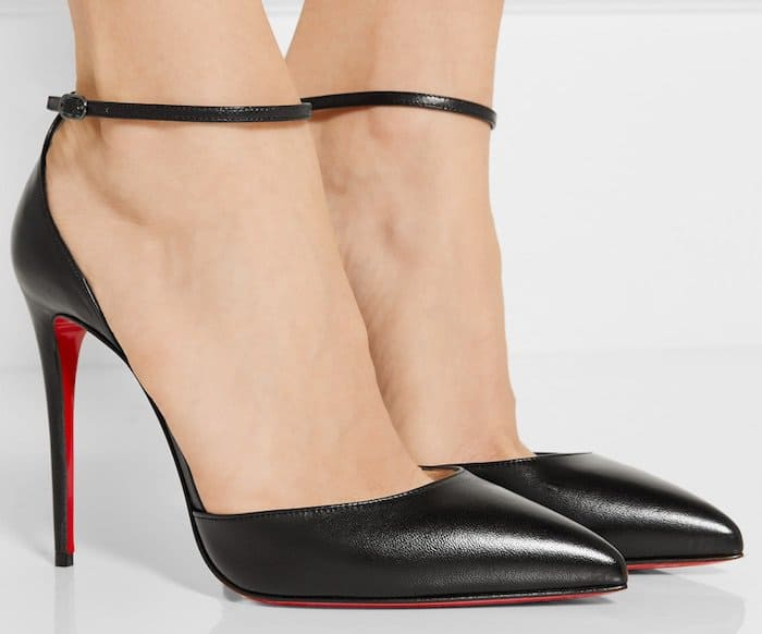 Sleek stilettos are at the top of our list of wardrobe staples