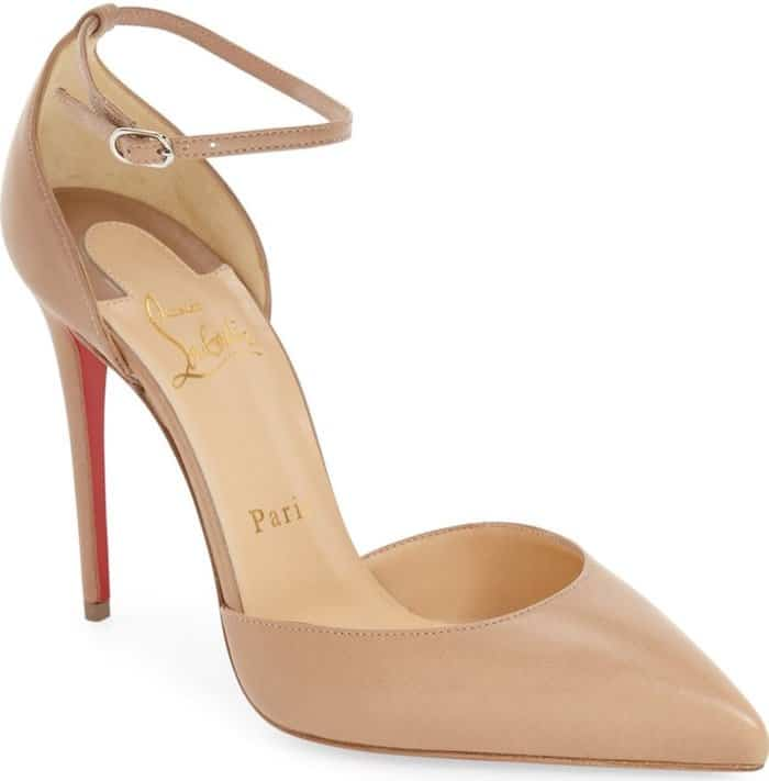 Christian Louboutin Uptown pumps nude