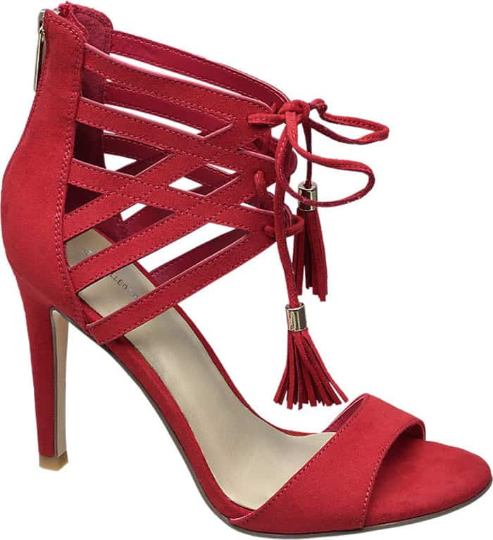 Ellie Goulding by Deichmann ankle-strap sandals