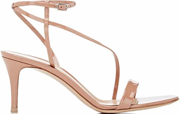 Gianvito Rossi Ankle Strap Sandals