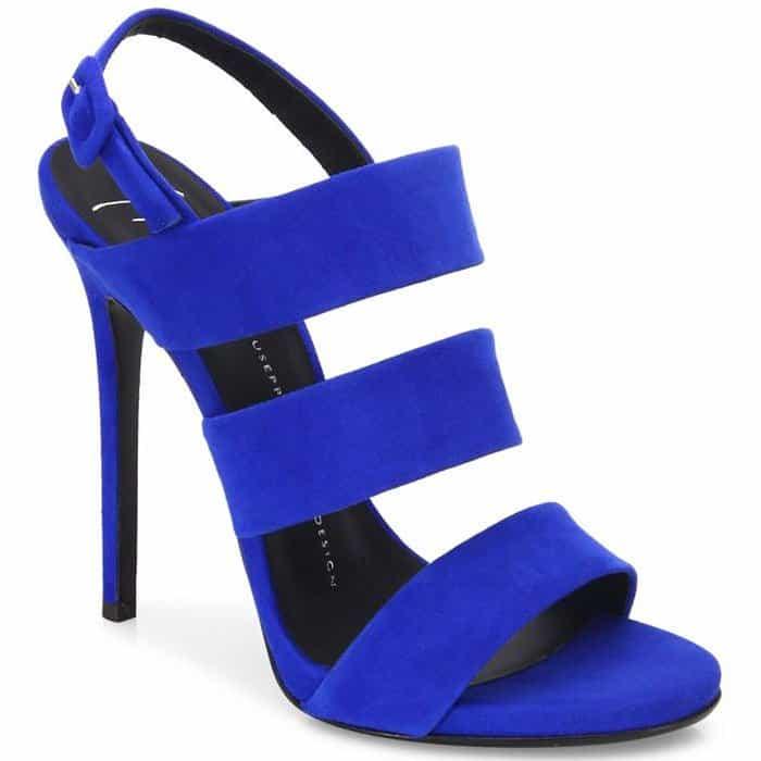 "Giuseppe Zanotti ""Alien"" Multi-Strap Sandals"