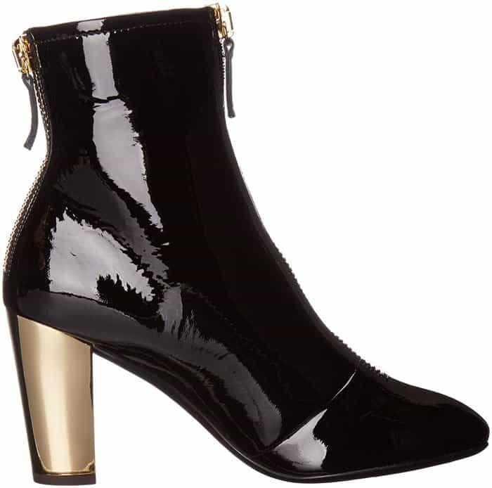 Giuseppe Zanotti Patent Ankle Boots