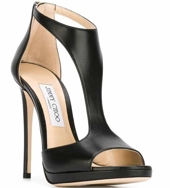 Jimmy Choo Lana t-strap sandals