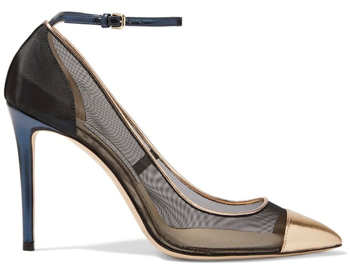 Jimmy Choo Tower pumps
