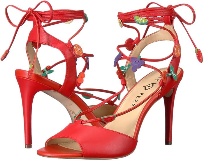 Katy Perry 'The Carmen' Heels