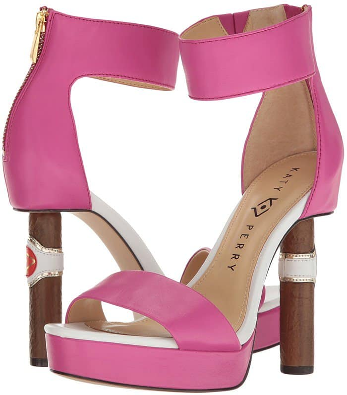 Katy Perry 'The Jackie' Ciagar Heels