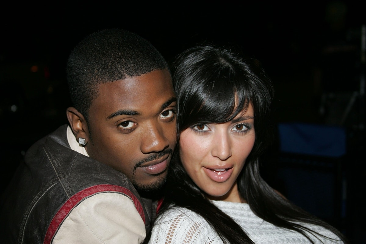 Kim Kardashian and Ray J dated on and off from 2003 to 2006 and their sex tape was released on March 21, 2007, by Vivid Entertainment