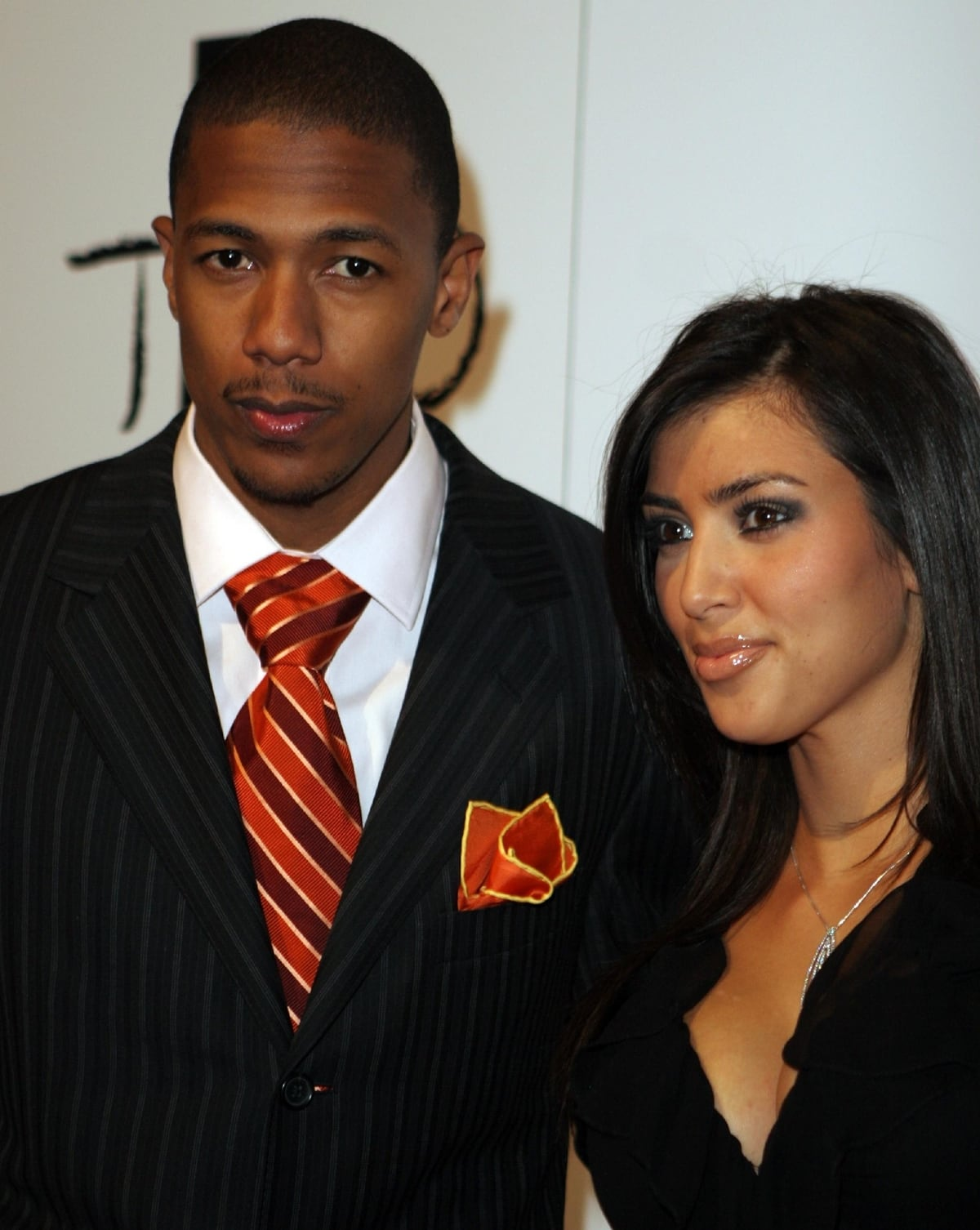 Nick Cannon says they split after Kim Kardashian lied to him about the existence of her sex tape with Ray J