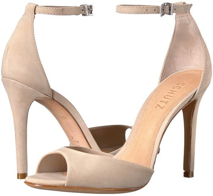 Schutz Saasha Lee Ankle-Strap Sandals