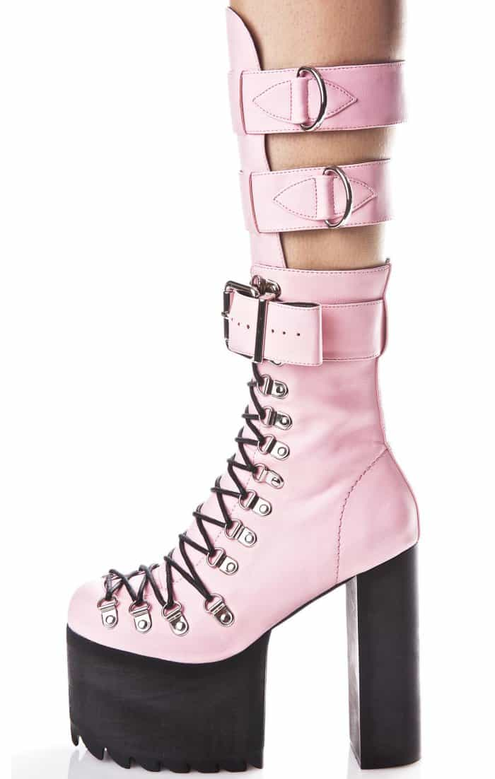 "Current Mood ""Love Defender"" Boots"