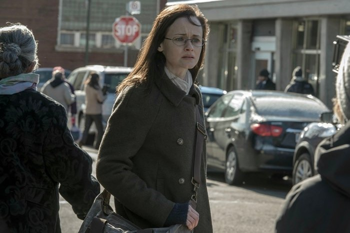 Emily (Alexis Bledel) of The Handmaid's Tale makes it to Canada at the start of season 3