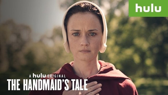 Alexis Bledel appears as Dr. Emily Malek Ph.D. / Ofglen / Ofsteven / Ofroy / Ofjoseph in the Hulu drama series The Handmaid's Tale