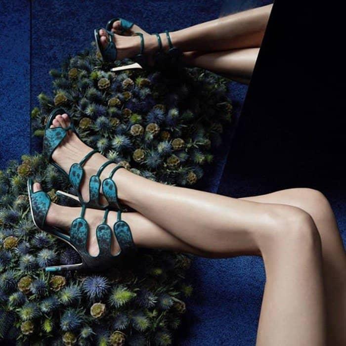 Chloe Gosselin 'Larkspur' heels
