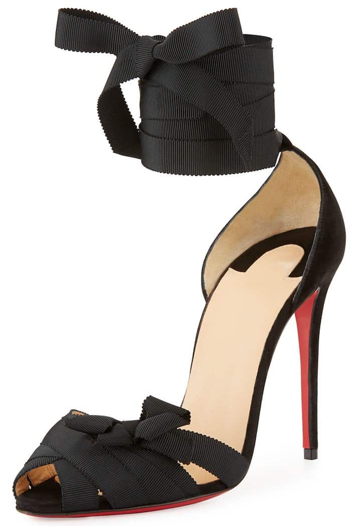 Christian Louboutin Christeriva lace-up sandals