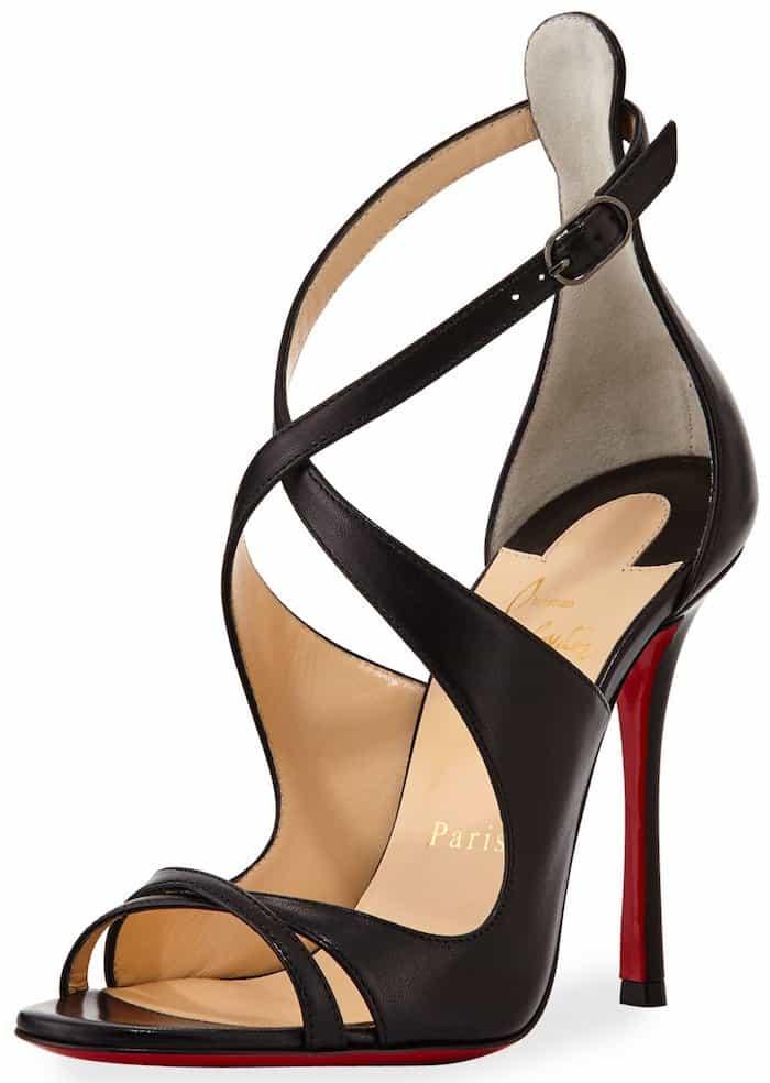 Christian Louboutin Malefissima sandals