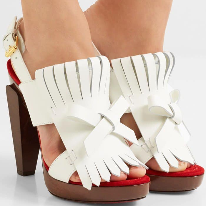 Christian Louboutin's Japanese-Inspired 'Soclogolfi' Heels