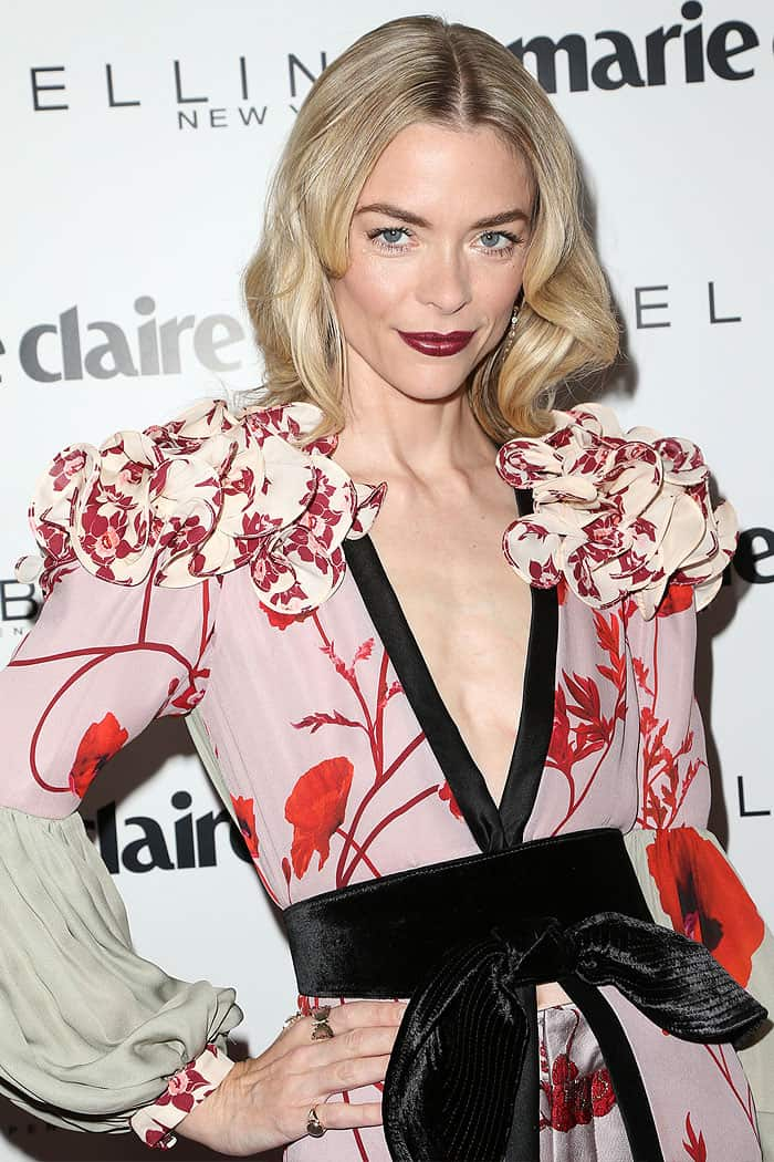 Jaime King at the Marie Claire's Fresh Faces event in West Hollywood, California, on April 21, 2017.