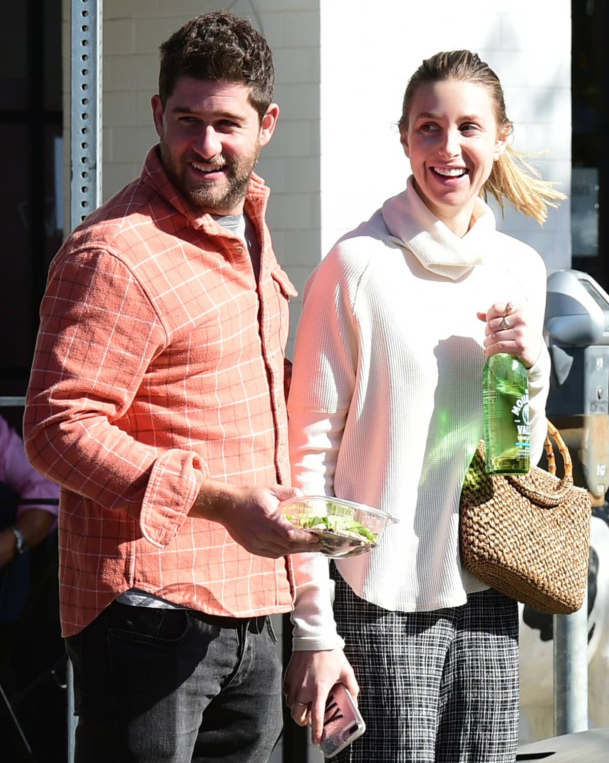 Tim Rosenman and Whitney Port have suffered two miscarriages