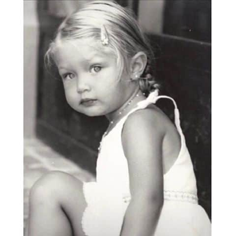 Shared by Yolanda Hadid with the caption: Happy birthday my sweet Angel...... I pray that each day Love, Health and Happiness will come your way