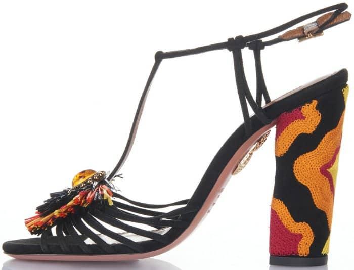 How Do Aquazzura Shoes Run