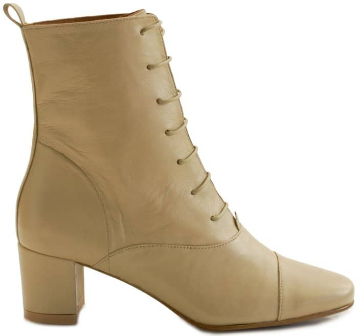 """by FAR """"Lada"""" Leather Boots"""