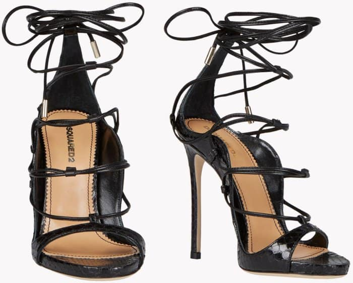 "DSquared2 ""Riri"" Sandals"