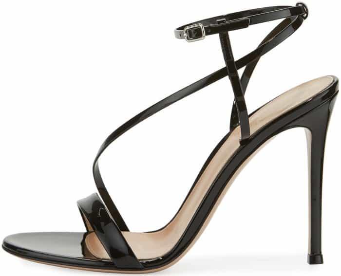 "Gianvito Rossi ""Carlyle"" Sandals"