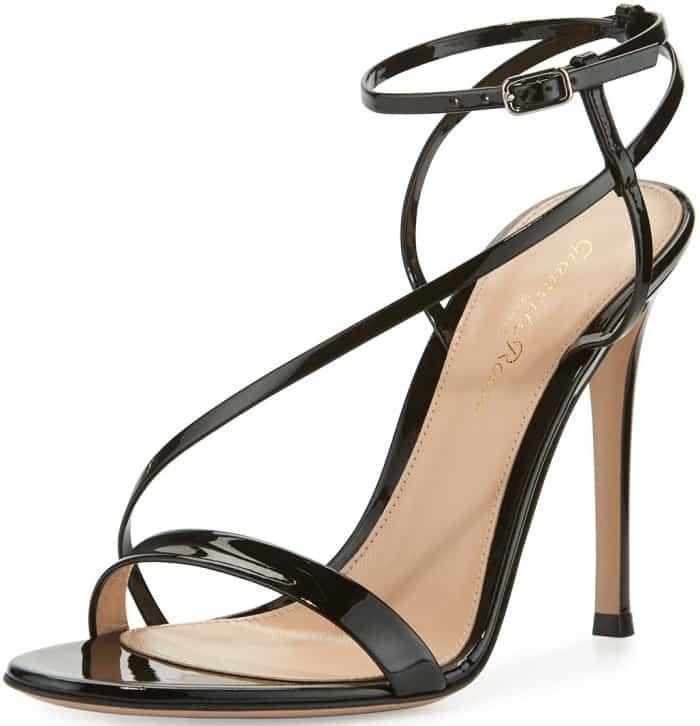 Gianvito Rossi 'Carlyle' Sandals