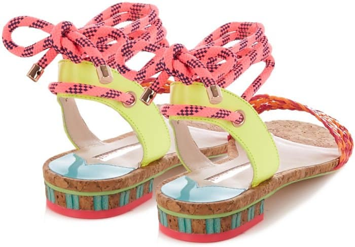 "Sophia Webster ""Nia"" Sandals"