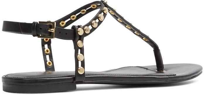 Aldo Starda studded sandals