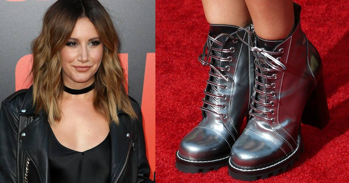 0217a381ae47 Ashley Tisdale in Louis Vuitton s  1