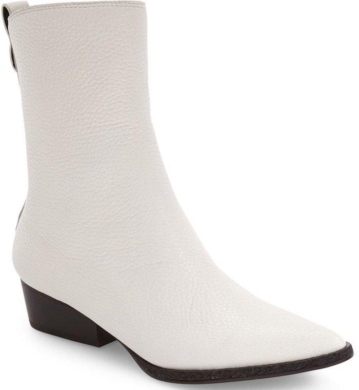 Calvin Klein Kiki pointed-toe boots
