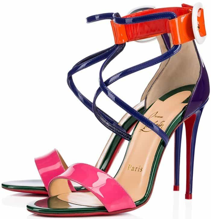 Christian Louboutin Choca sandals