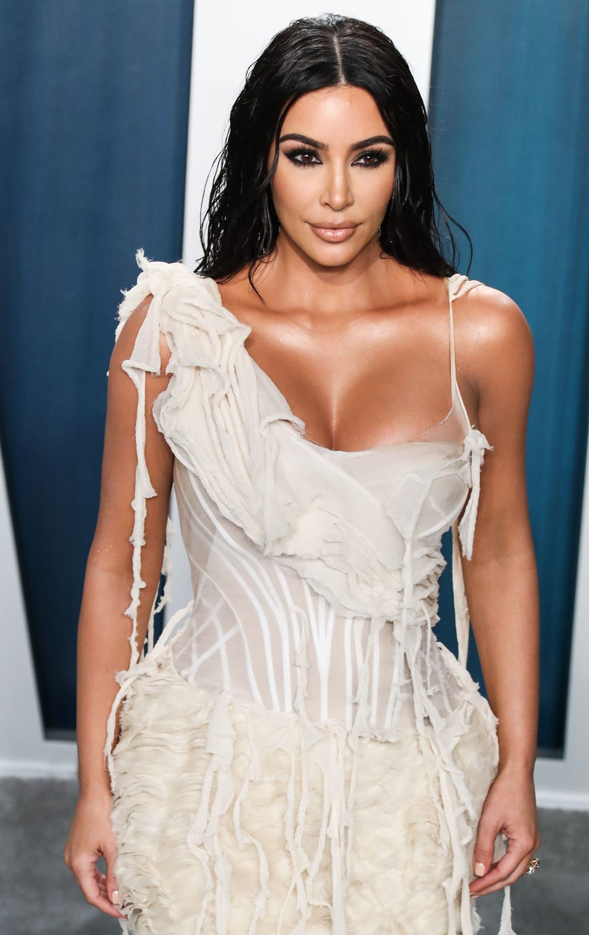 Kim Kardashian claims not to have been aware of where Skims shapewear products were produced