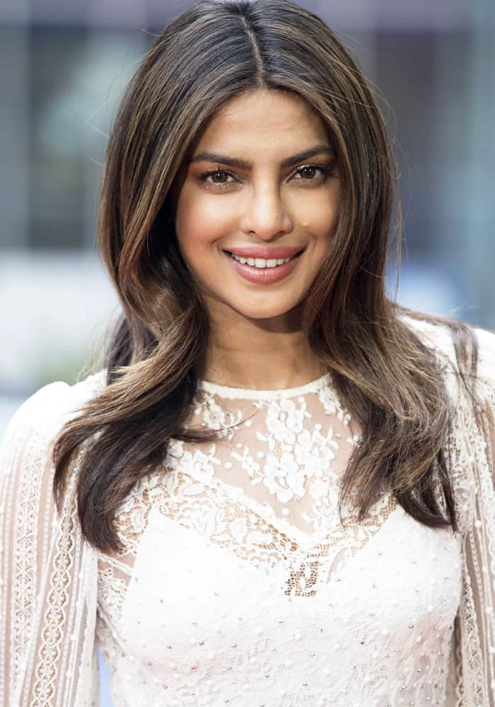 Priyanka Chopra at the Baywatch photo call held at the Sony Center in Berlin, Germany on May 30, 2017