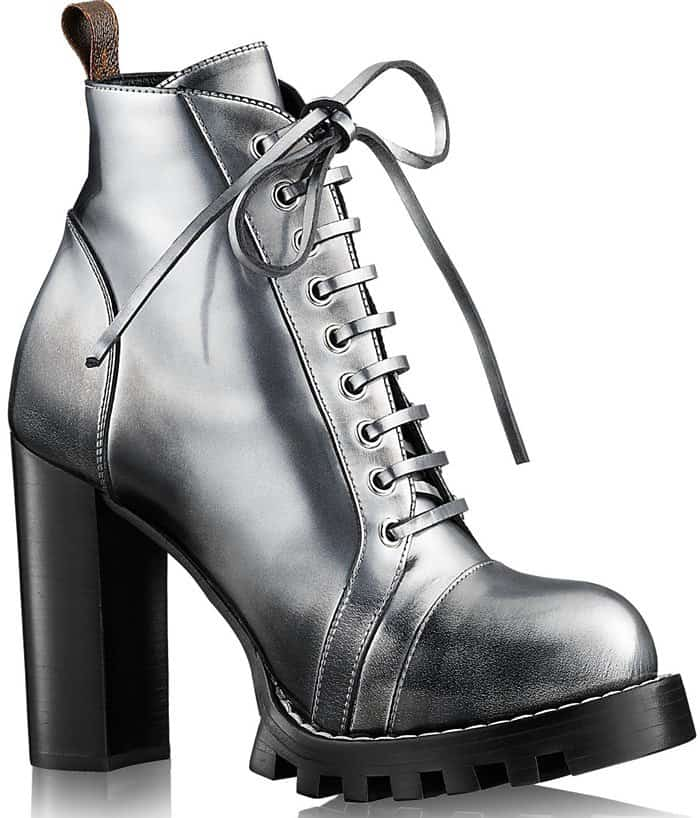 Louis Vuitton 'Star Trail' Ankle Boots