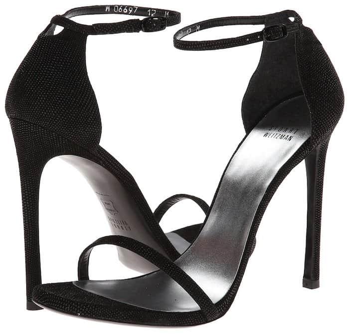 Stuart Weitzman 'Nudist' Sandals