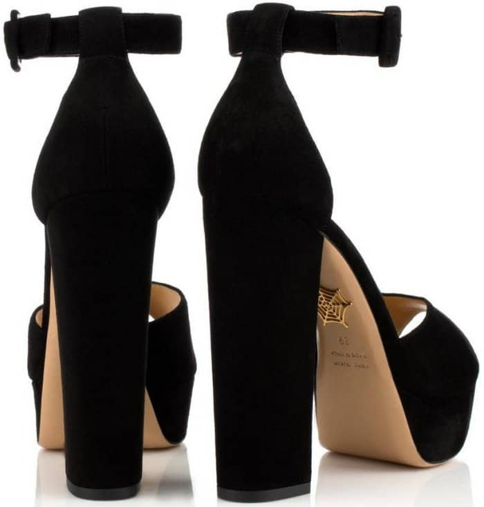 """Charlotte Olympia """"Eugenie"""" Sandals"""