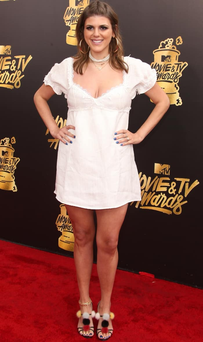 Hacked Molly Tarlov naked (86 photo), Topless