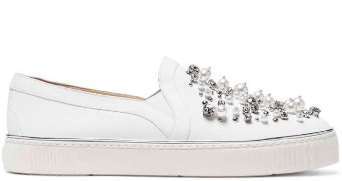 "Stuart Weitzman ""Decor"" sneakers"