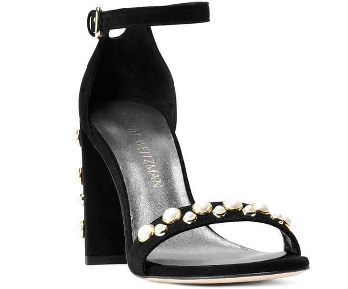"""Stuart Weitzman """"Morepearls"""" Sandals"""