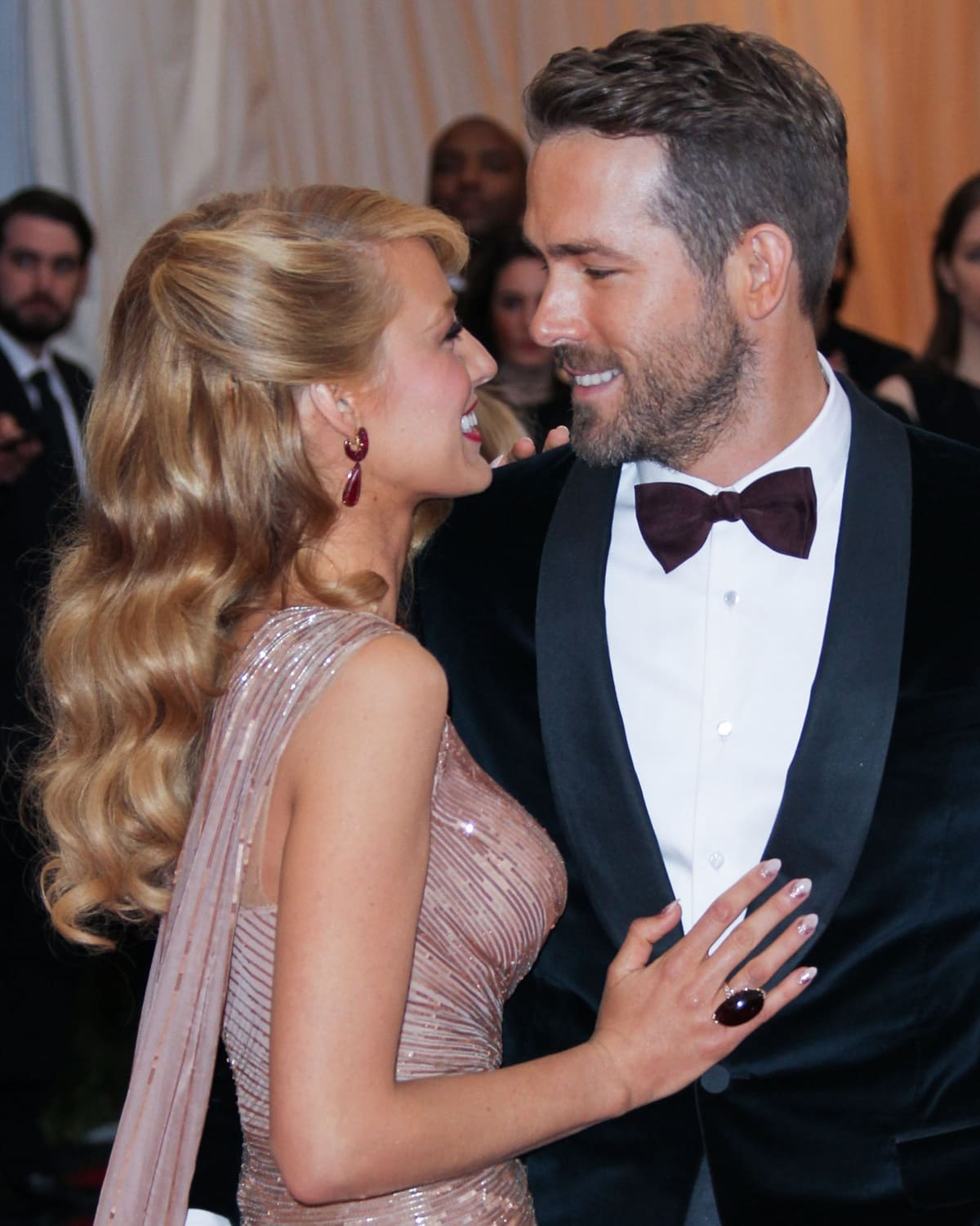 Ryan Reynolds is eleven years older than his wife Blake Lively