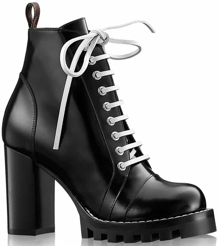 """Louis Vuitton """"Star Trail"""" ankle boots"""