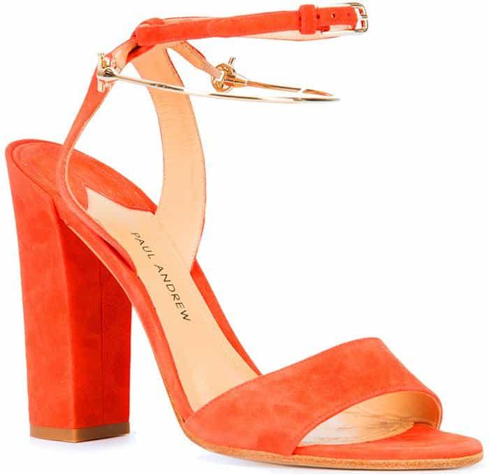 "Paul Andrew ""Ecklund"" sandals"