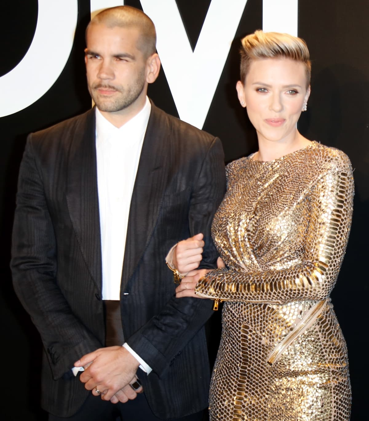 Scarlett Johansson and Romain Dauriac were married for nearly three years and divorced in 2017