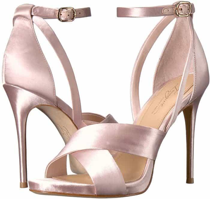 Imagine Vince Camuto Dairren satin sandals