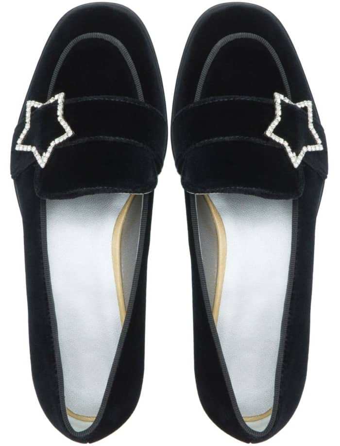 AlexaChung Star loafers