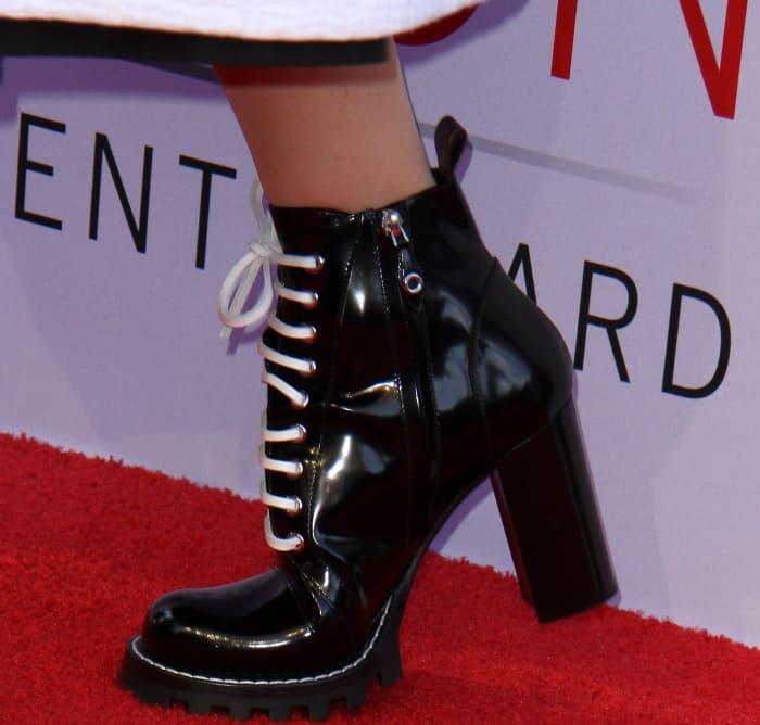 Diane Keaton Gets Life Achievement Award In Louis Vuitton Star Trail
