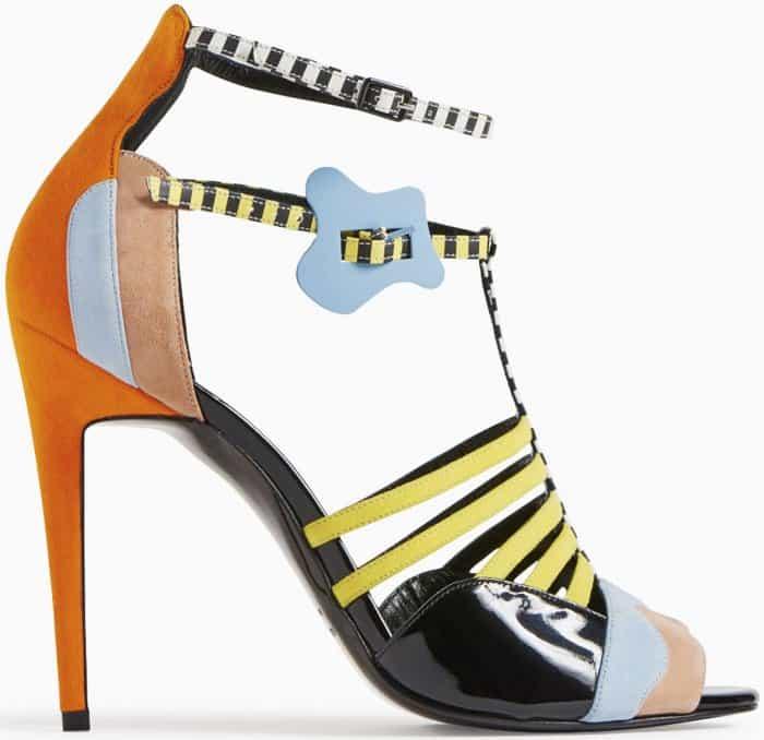 "Pierre Hardy ""Alchimia"" sandals"